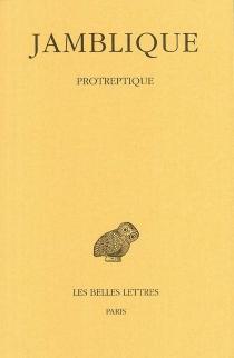 Protreptique - Jamblique