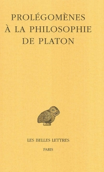 Prolégomènes à la philosophie de Platon -