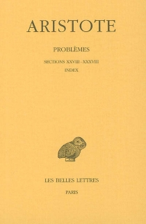 Problèmes - Aristote