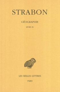 Géographie - Strabon
