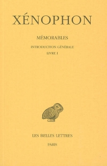 Mémorables - Xénophon
