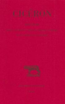 Discours | Volume 1 - Cicéron