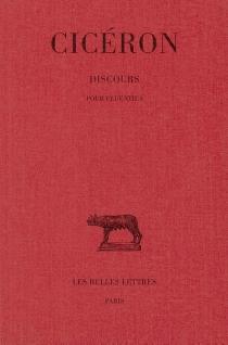 Discours - Cicéron