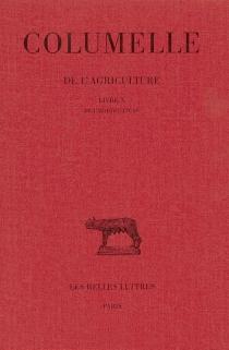 De l'agriculture - Columelle