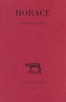 Odes et épodes - Horace