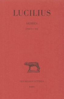 Satires - Caius Lucilius