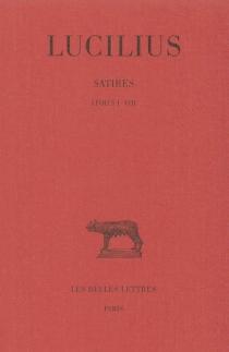 Satires - CaiusLucilius