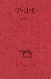 Héroïdes - Ovide