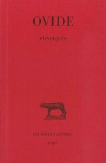 Pontiques - Ovide
