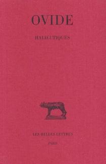 Halieutiques - Ovide