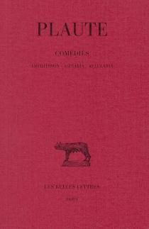 Comédies - Plaute