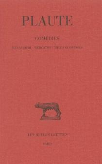 Comédies | Volume 4 - Plaute