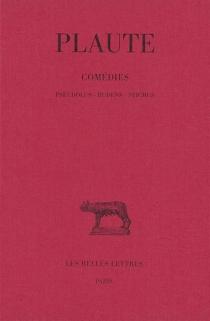 Comédies | Volume 6 - Plaute
