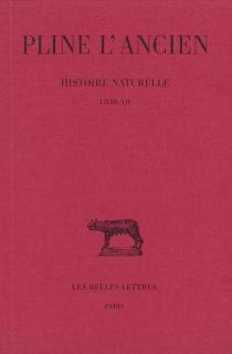 Histoire naturelle - Pline l'Ancien