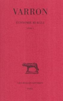Economie rurale - Varron