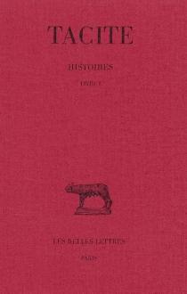 Histoires - Tacite