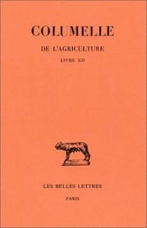 De l'agriculture -