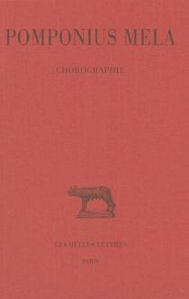 Chorographie - Pomponius Mela