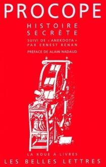 Histoire secrète| Anekdota -