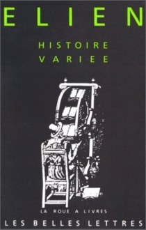 Histoire variée - Élien le Sophiste