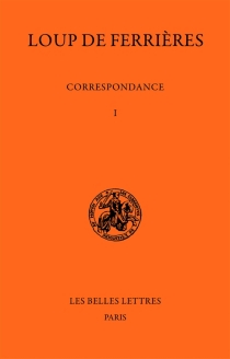 Correspondance : 829-886 - Loup de Ferrières