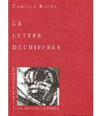 La Lettre déchiffrée - CamilloBaldi