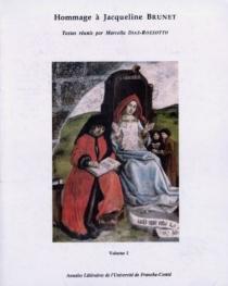 Hommage à Jacqueline Brunet -