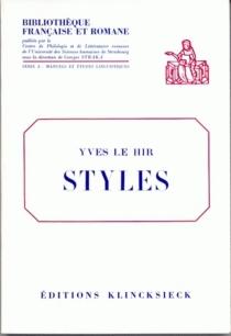 Styles - YvesLe Hir