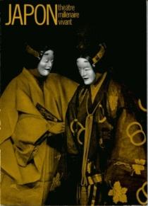 Japon, théâtre millénaire vivant - K.Ijima