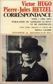 Correspondance - Pierre-JulesHetzel