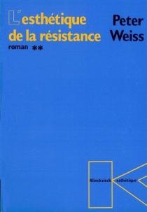 L'esthétique de la résistance - PeterWeiss