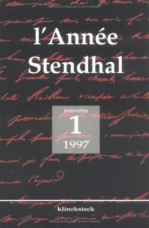 Année Stendhal (L'), n° 1 -