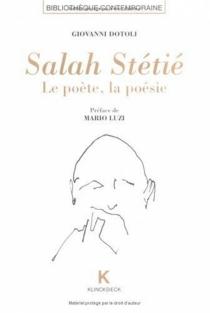 Salah Stétié - GiovanniDotoli