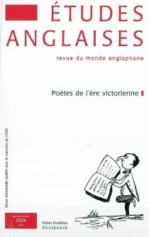 Etudes anglaises, n° 1 (2004) -
