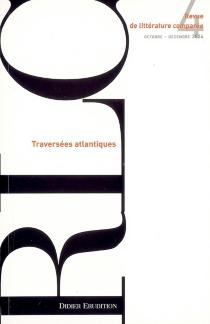 Revue de littérature comparée, n° 312 -