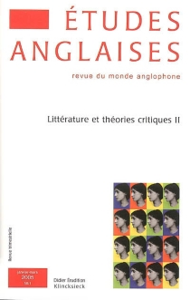 Etudes anglaises, n° 1 (2005) -
