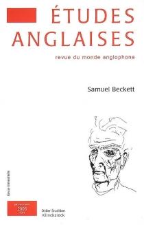 Etudes anglaises, n° 1 (2006) -