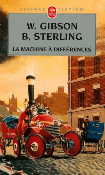 La machine à différences - WilliamGibson