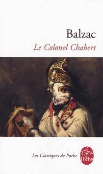 Le Colonel Chabert - Honoré deBalzac