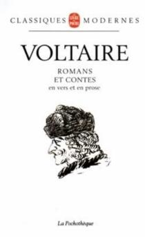 Voltaire : romans et contes en vers et en prose - Voltaire