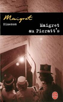 Maigret au Picratt's - GeorgesSimenon