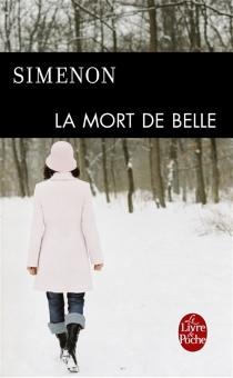 La mort de Belle - GeorgesSimenon