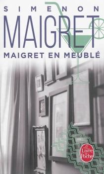 Maigret en meublé - GeorgesSimenon
