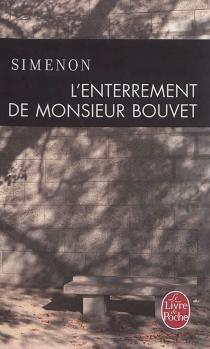 L'enterrement de Monsieur Bouvet - GeorgesSimenon