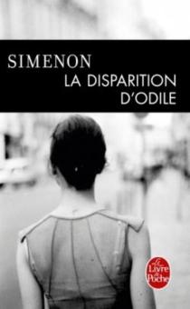 La disparition d'Odile - GeorgesSimenon