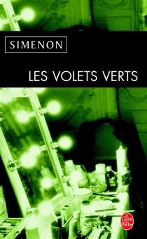 Les volets verts - GeorgesSimenon