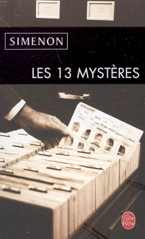 Les 13 mystères - GeorgesSimenon