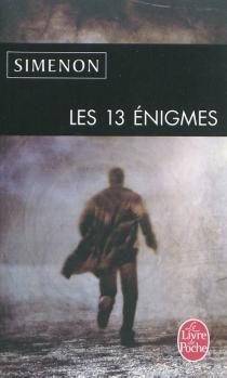 Les 13 énigmes - GeorgesSimenon