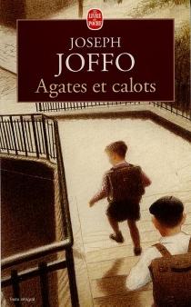 Agates et calots - JosephJoffo