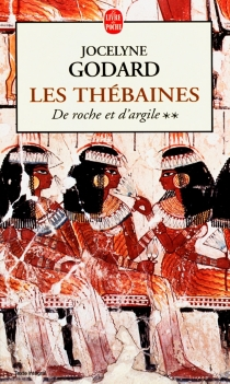 Les Thébaines - JocelyneGodard